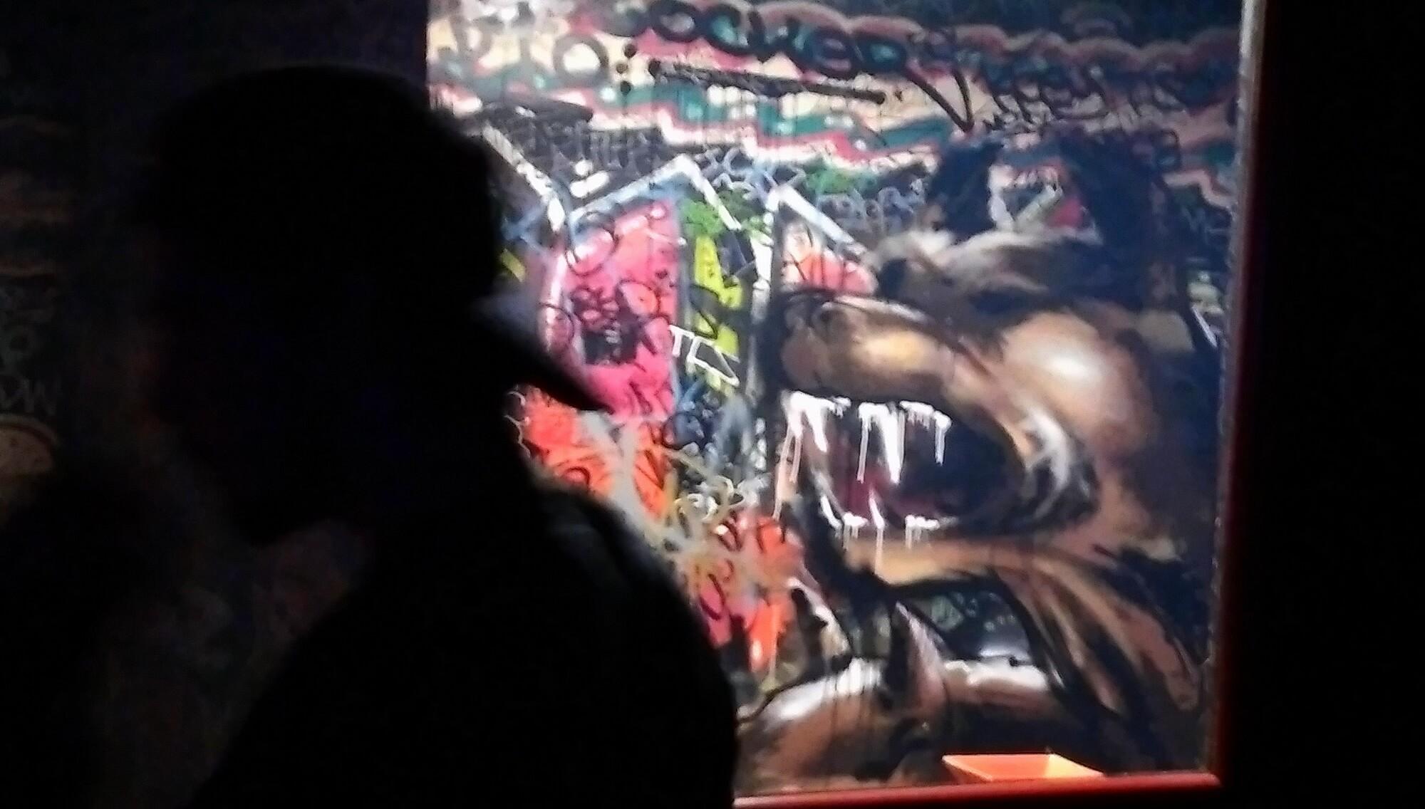 show graffiti et street art, un spectacle vivant